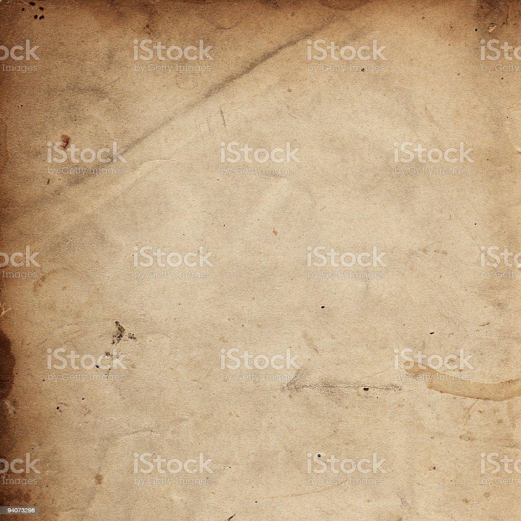 Vintage Paper XXXL stock photo
