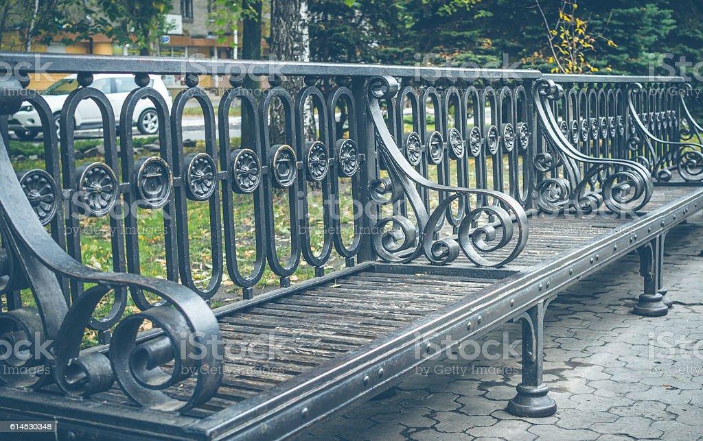 Vintage Park Avenue - foto de stock