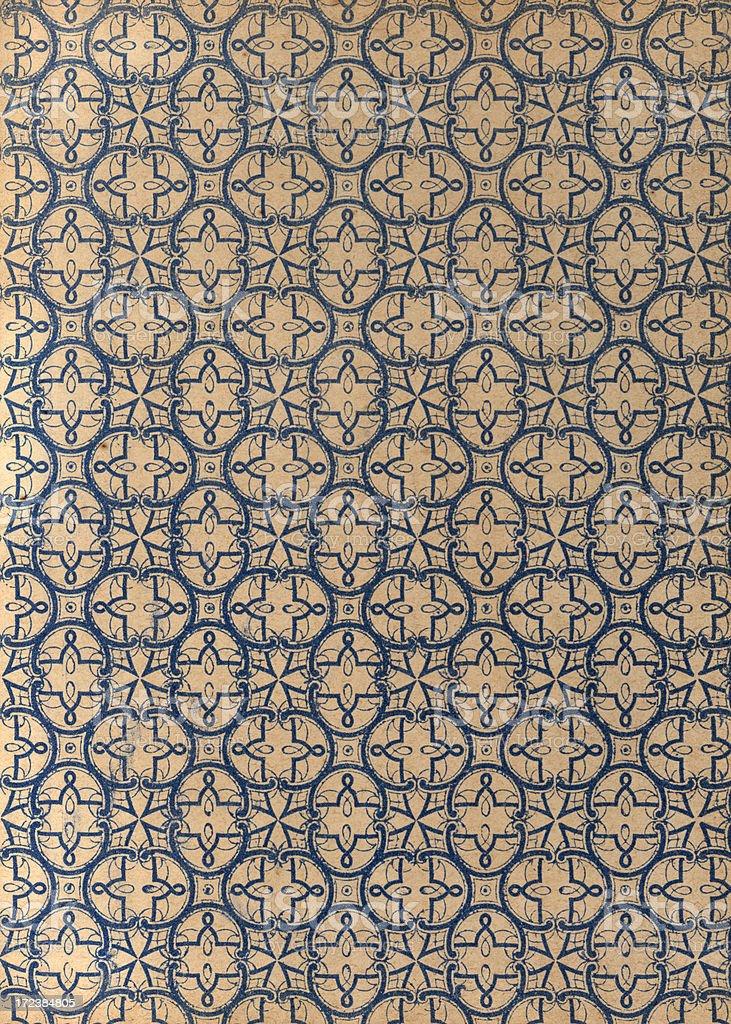 vintage pattern royalty-free stock photo