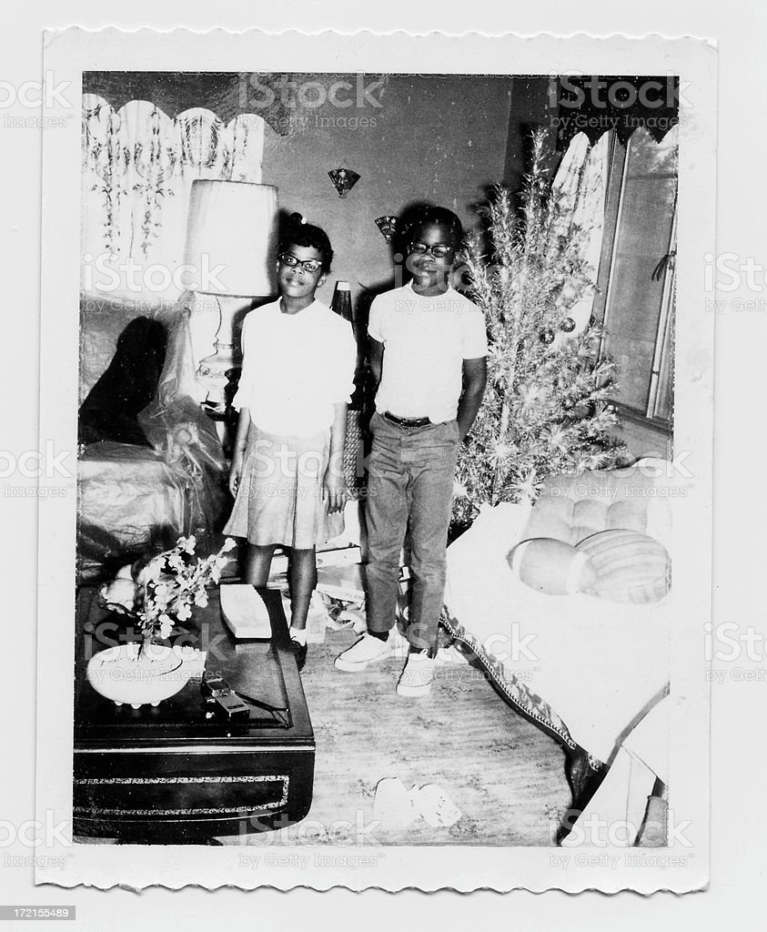 vintage photo:7 royalty-free stock photo