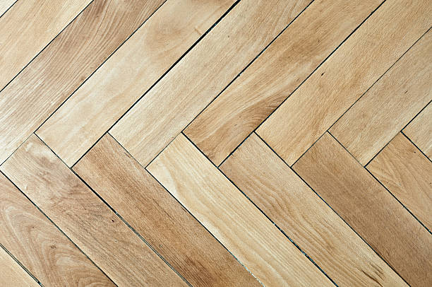 Vintage plain wooden parquet floor wooden parquet in herringbone design. the image is very sharp into all corners. MORE RELATED IMAGES HERE: right angle stock pictures, royalty-free photos & images