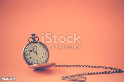 istock vintage pocket watch 932330676
