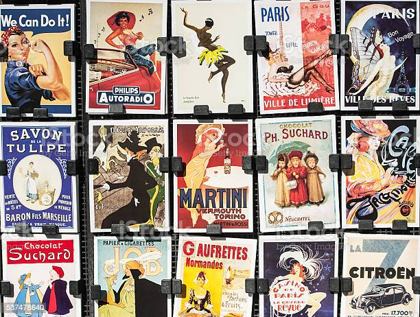 Vintage posters and advertisements for sale at traditional bookstall picture id537478640?b=1&k=6&m=537478640&s=612x612&h=zs4gnbgiwl48pctkq5j9xbzc 3vb2gzebosdpnw8r9y=