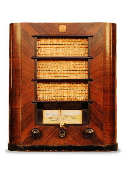 Vintage radio – Foto