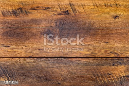 Vintage oak wood panels - high quality texture and background for your creative work