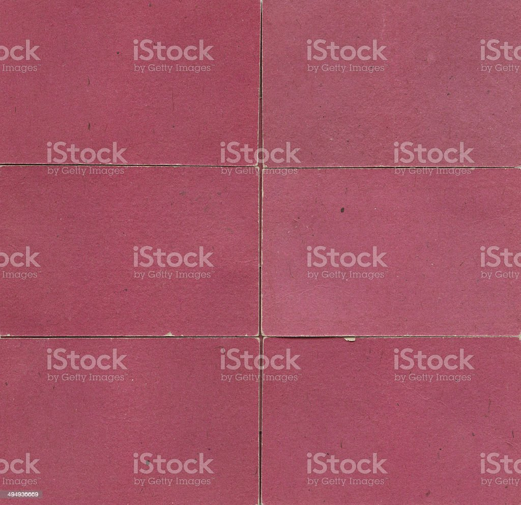 Vintage Red Paper Background. royalty-free stock photo