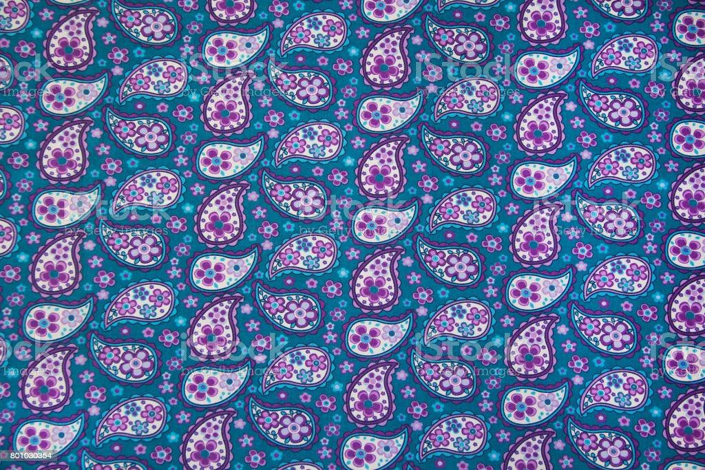 Vintage & Retro Fabric background image. stock photo