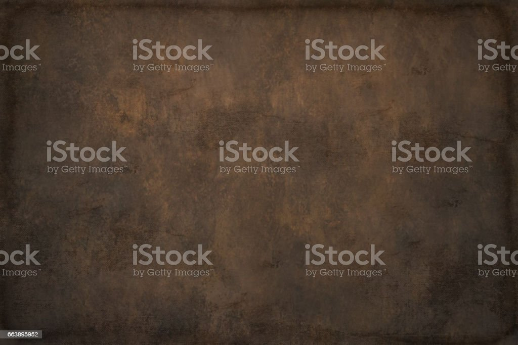 Vintage retro grungy background design and pattern texture with frame.