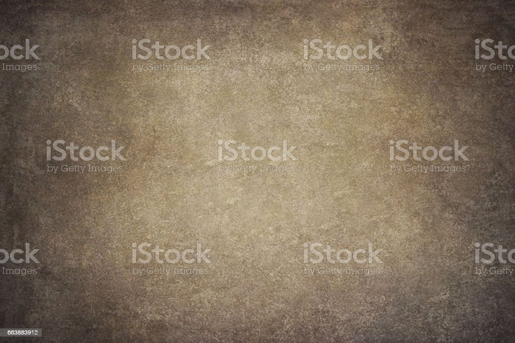 Vintage retro grungy background design texture with frame. vector art illustration
