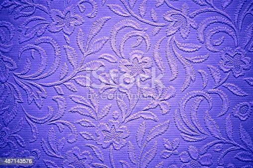 istock vintage retro wallpaper background 487143576