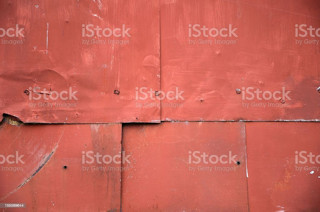vintage rusty metal background royalty-free stock photo