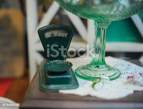 istock vintage scales 915400106