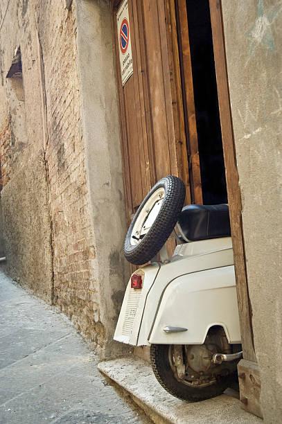 scena vintage - milan fiorentina foto e immagini stock