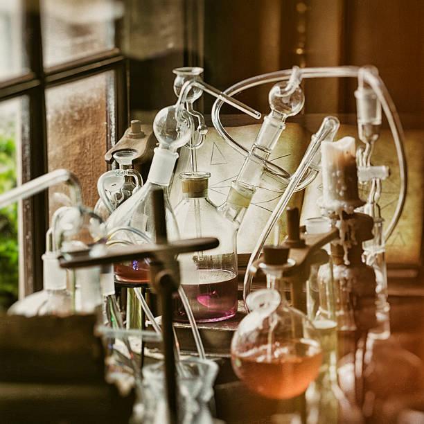 Vintage Scientific Laboratory Equipment – Foto