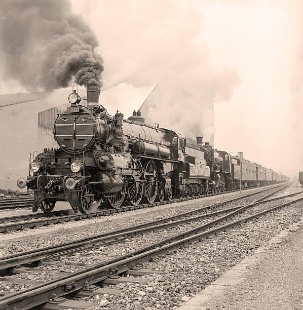 Vintage sepia photo of a steam locomotive picture id468111826?b=1&k=6&m=468111826&s=612x612&w=0&h=ijo0lvurxf 4xluqg z4igknboslwsgubinpjigycoc=