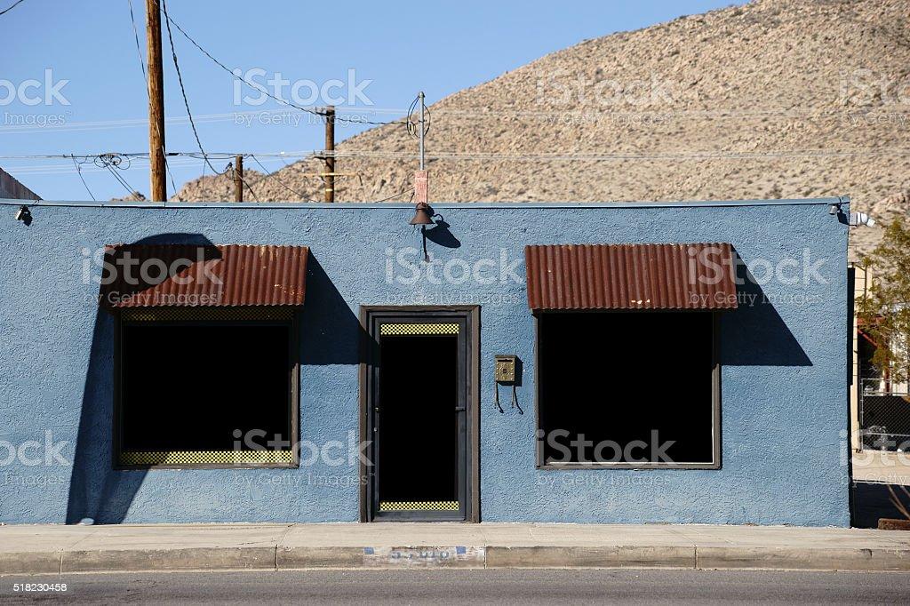 Vintage Shop stock photo