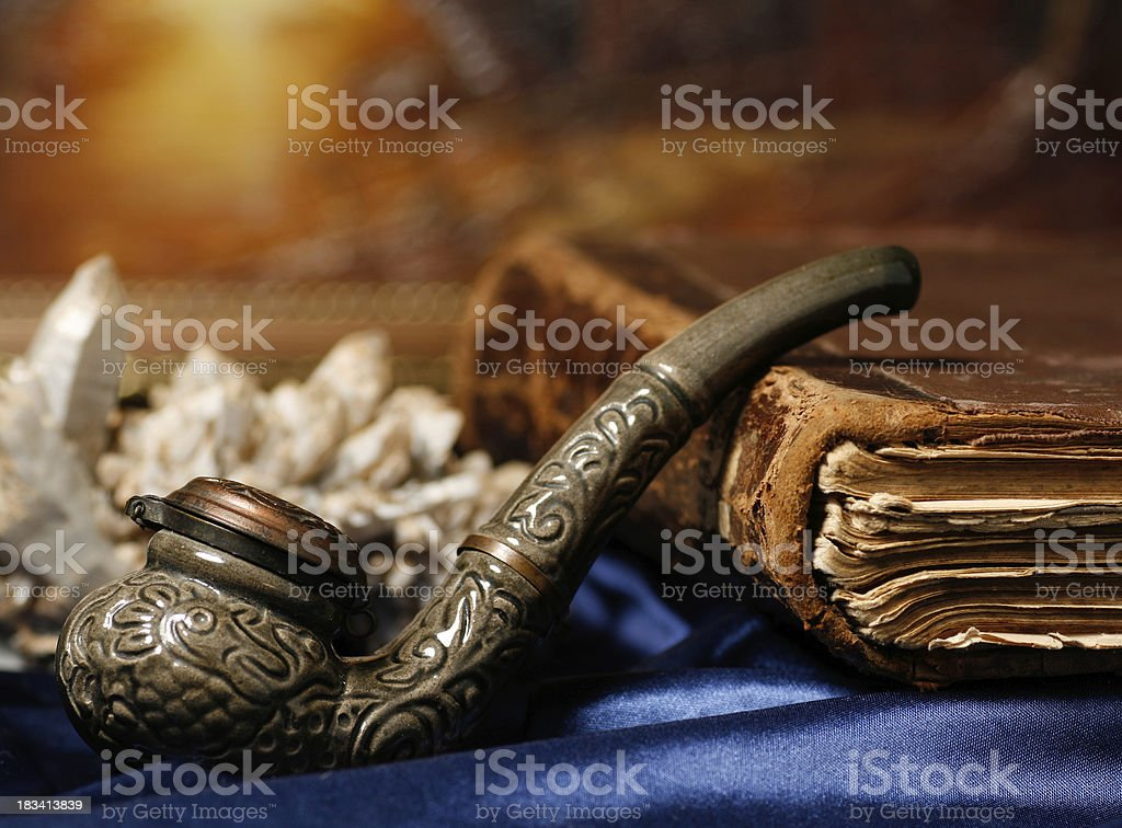 Vintage still-life royalty-free stock photo