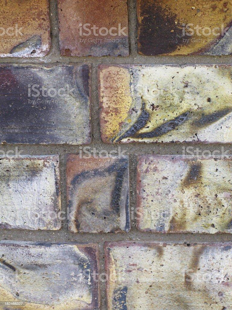 Vintage Stone Wall royalty-free stock photo