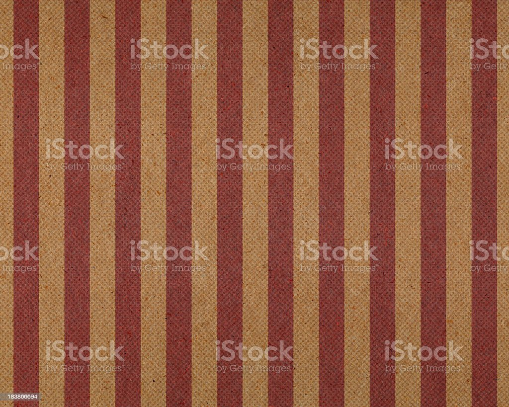 vintage striped paper with halftone stock photo
