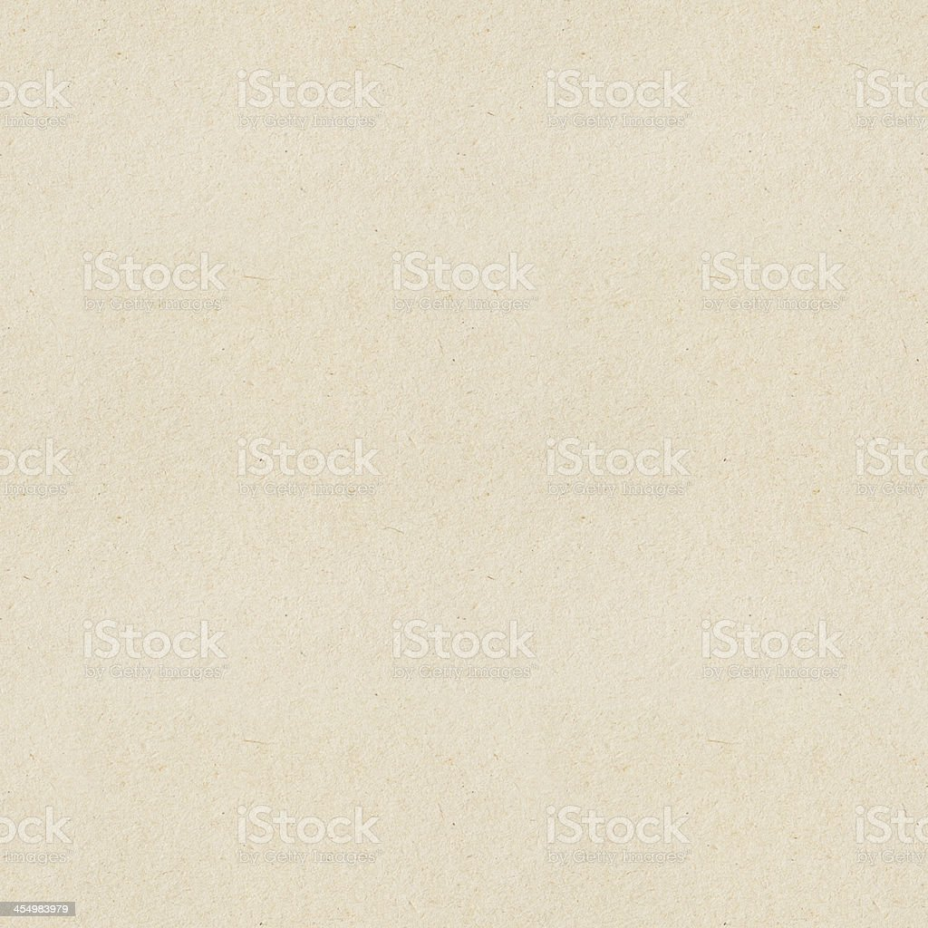 Vintage style craft paper with seamless texture stock photo