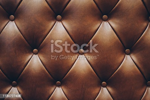 pattern of geniune leather mostly on the furniture