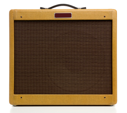 Vintage guitar amplifier.Here's another to take a look at...