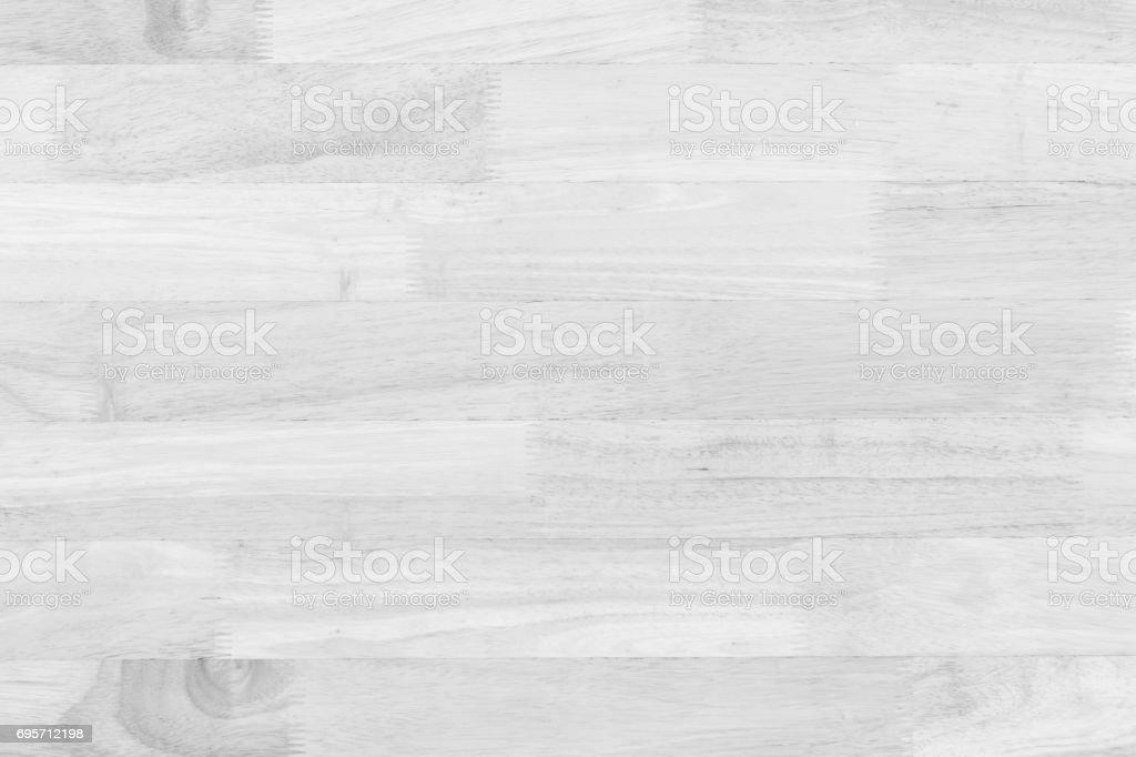 Vintage Oberfläche weißer Holztisch und rustikalen Getreide Textur Hintergrund. Nahaufnahme des dunklen rustikale Wand aus alten Holztisch Planken Textur. Rustikaler Holztisch Textur Hintergrundvorlage für Ihre design.n. – Foto