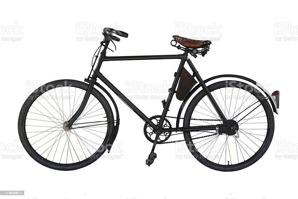 Bicicleta Vintage Suiza - foto de stock