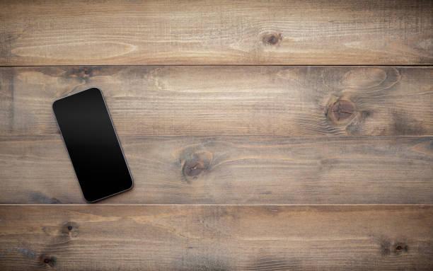 vintage tablet modell flach legen sie auf alte tischplatte holz hintergrund textur raum arbeitsbereich büro leer konzeptpapier, plan auf kalender neujahr 2019, e commerce blogger idee leer aus holz geschäftsansicht - einfache holzprojekte stock-fotos und bilder