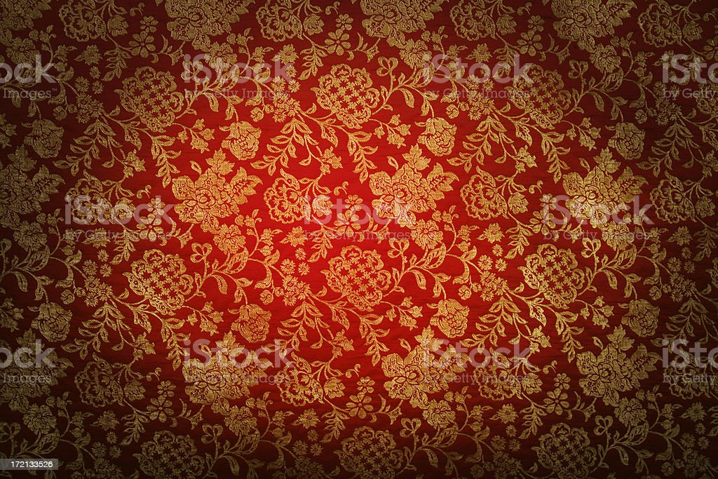 Vintage Tapestry royalty-free stock photo