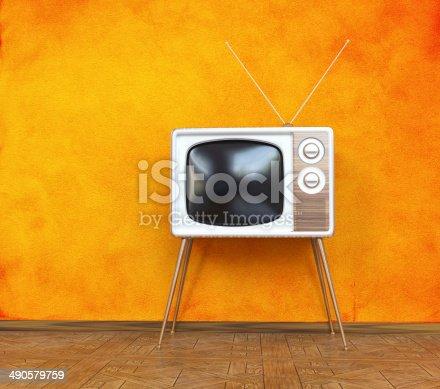 istock vintage television 490579759
