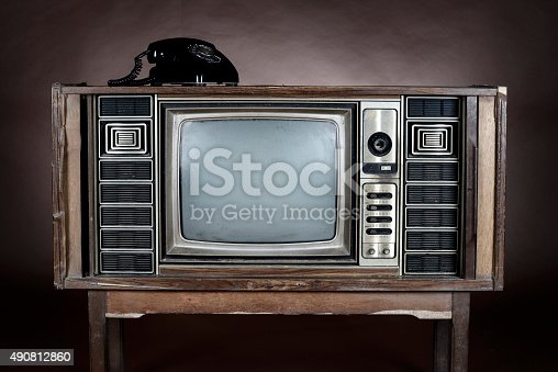 istock vintage television 490812860