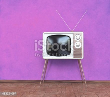 istock vintage television 493224097