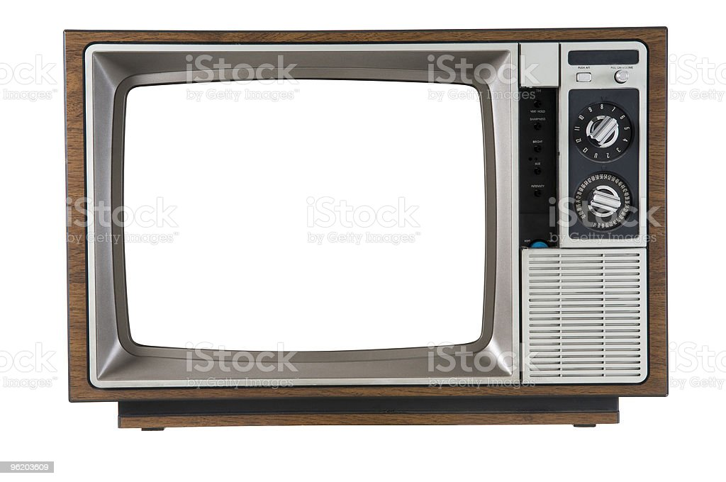 Télévision Vintage - Photo