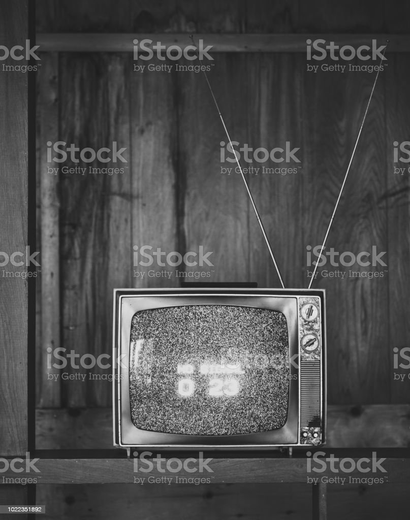 Royalty Free Old Black And White Tv Pictures Images And Stock