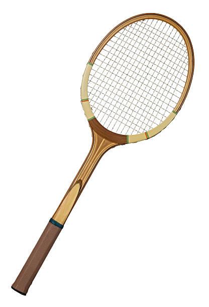 Raquette de tennis Vintage - Photo