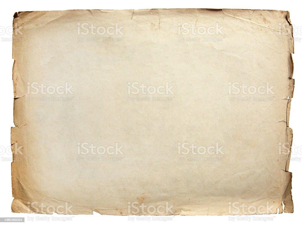 Vintage texture old paper background Vintage texture old paper background isolated on white 2015 Stock Photo