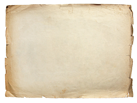 Vintage Texture Old Paper Background Stock Photo - Download Image Now