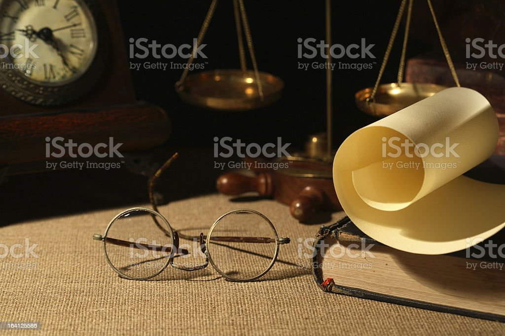 Vintage Things royalty-free stock photo