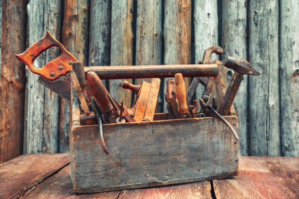 7,609 Old Tool Box Stock Photos, Pictures & Royalty-Free Images - iStock