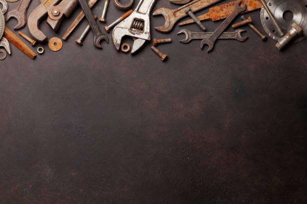 Vintage-Werkzeuge – Foto