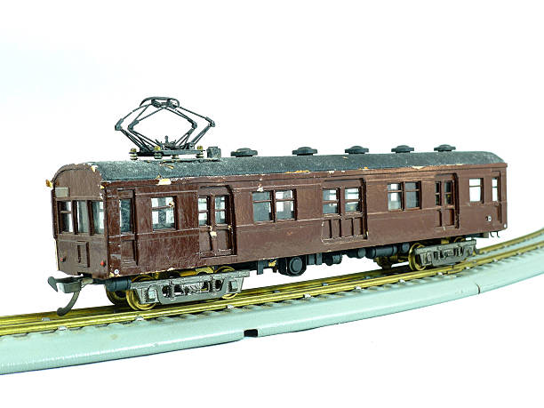 Vintage toy train vintage toy train electric train stock pictures, royalty-free photos & images