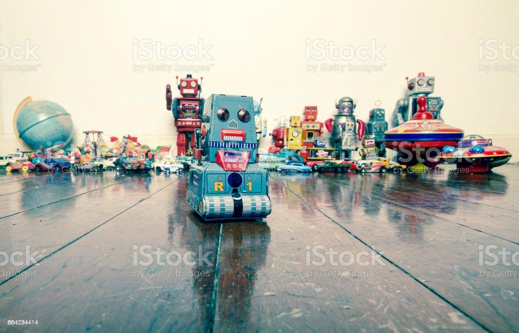 vintage toys – Foto