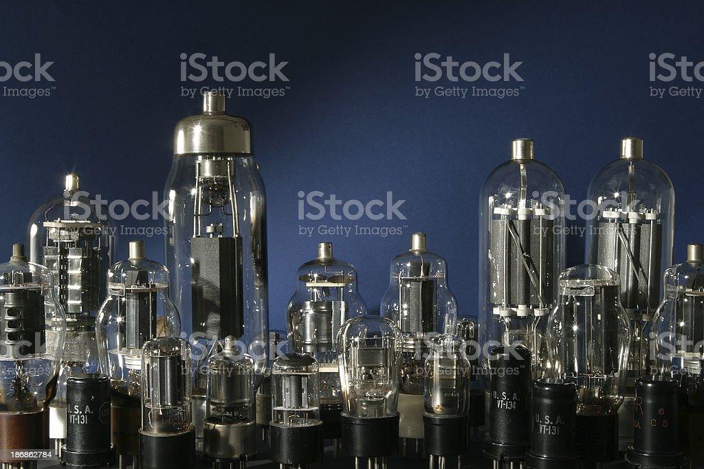 Vintage valve city royalty-free stock photo