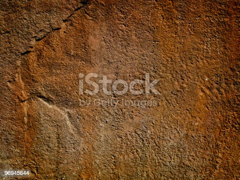 Vintage Wall Background Stock Photo & More Pictures of Aging Process