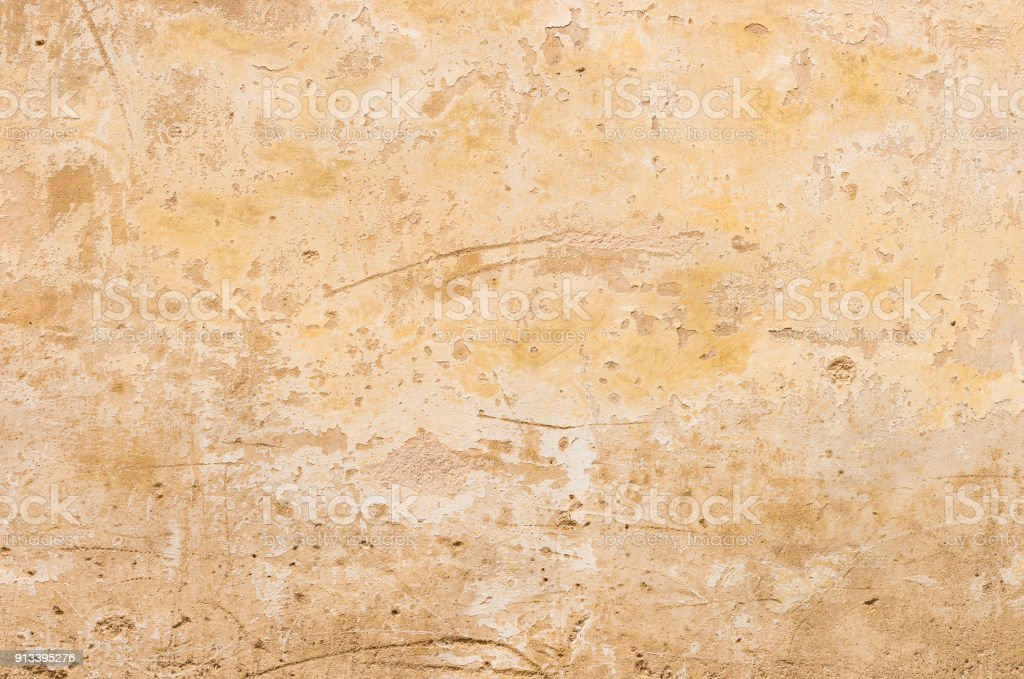 Vintage Wall Plaster Background Texture Stock Photo & More Pictures ...