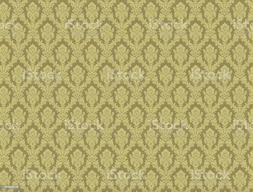 Vintage wallpaper royalty-free stock photo