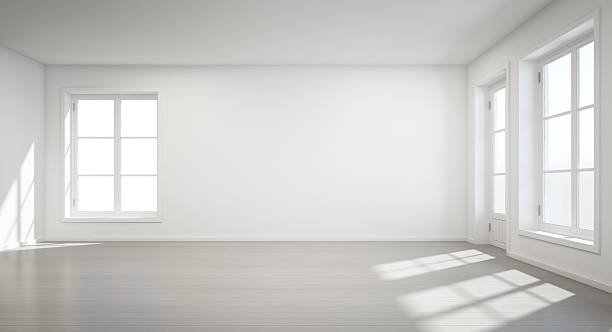 Big Empty Space In Living Room