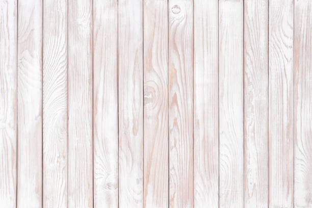 Vintage white wood plank as texture and background White wooden planks pattern texture as natural background whitewashed stock pictures, royalty-free photos & images
