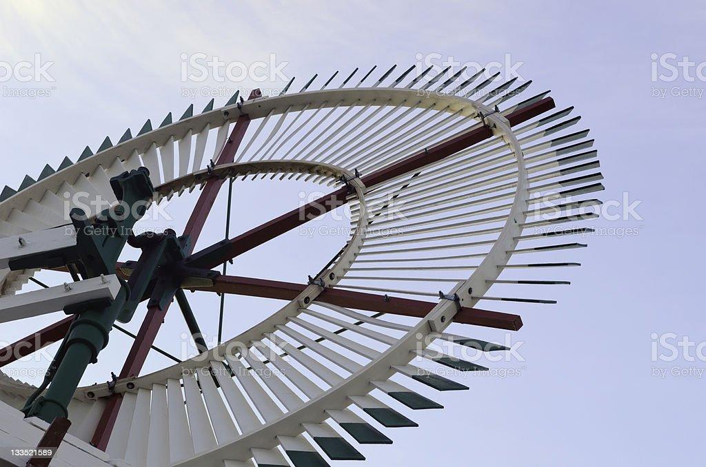 Moulin à vent Vintage - Photo